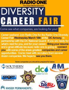 Career Fair March 2015