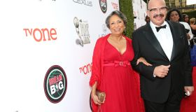 TV One At The 45th NAACP Image Awards