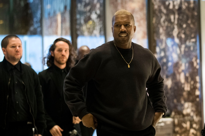 Kanye West: $4 Billion