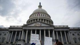 US-POLITICS-MIGRATION-DEMONSTRATION-WASHINGTON DC