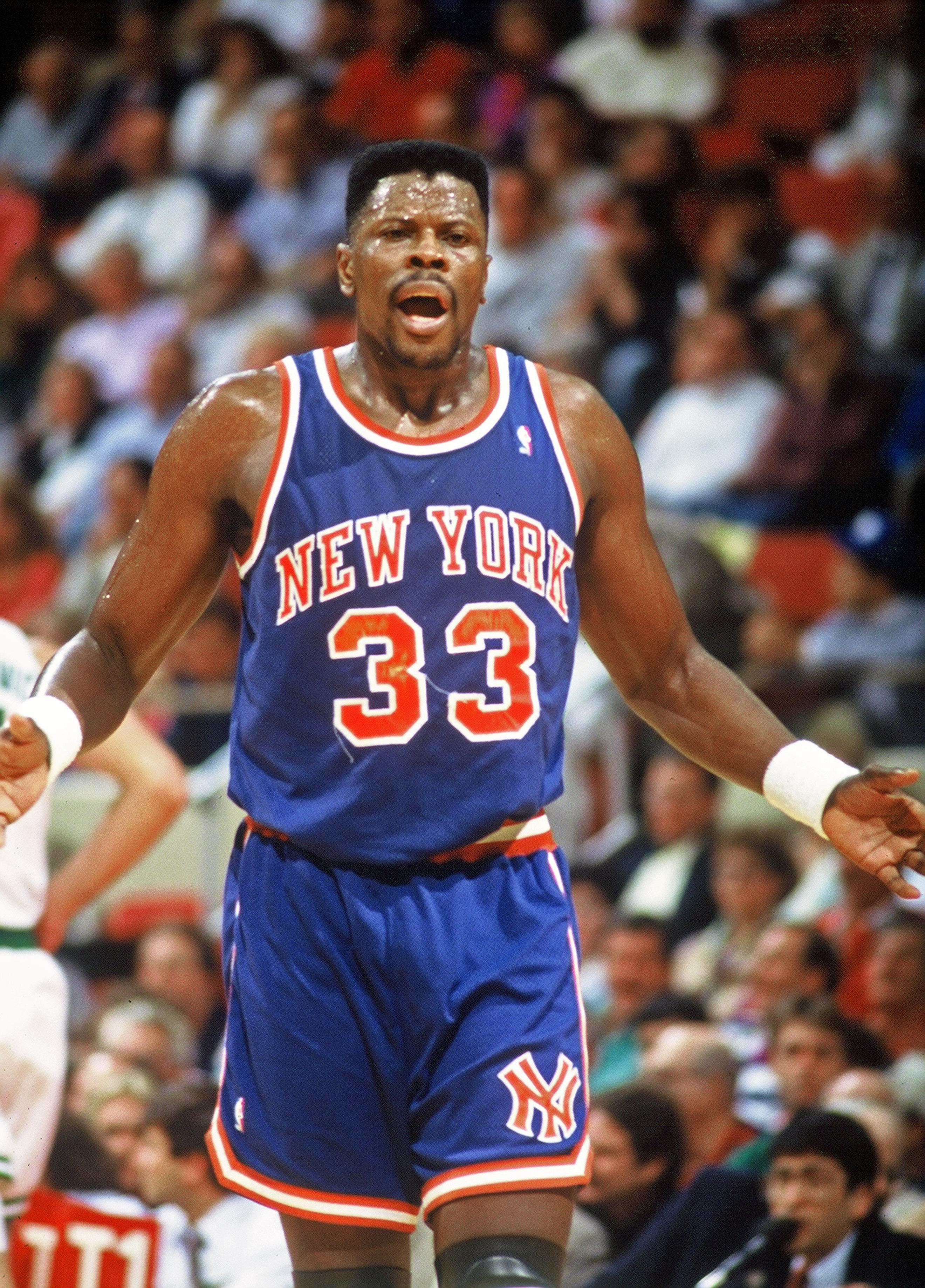 Patrick Ewing Objects
