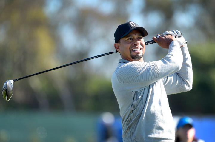 Tiger Woods: $1 Billion