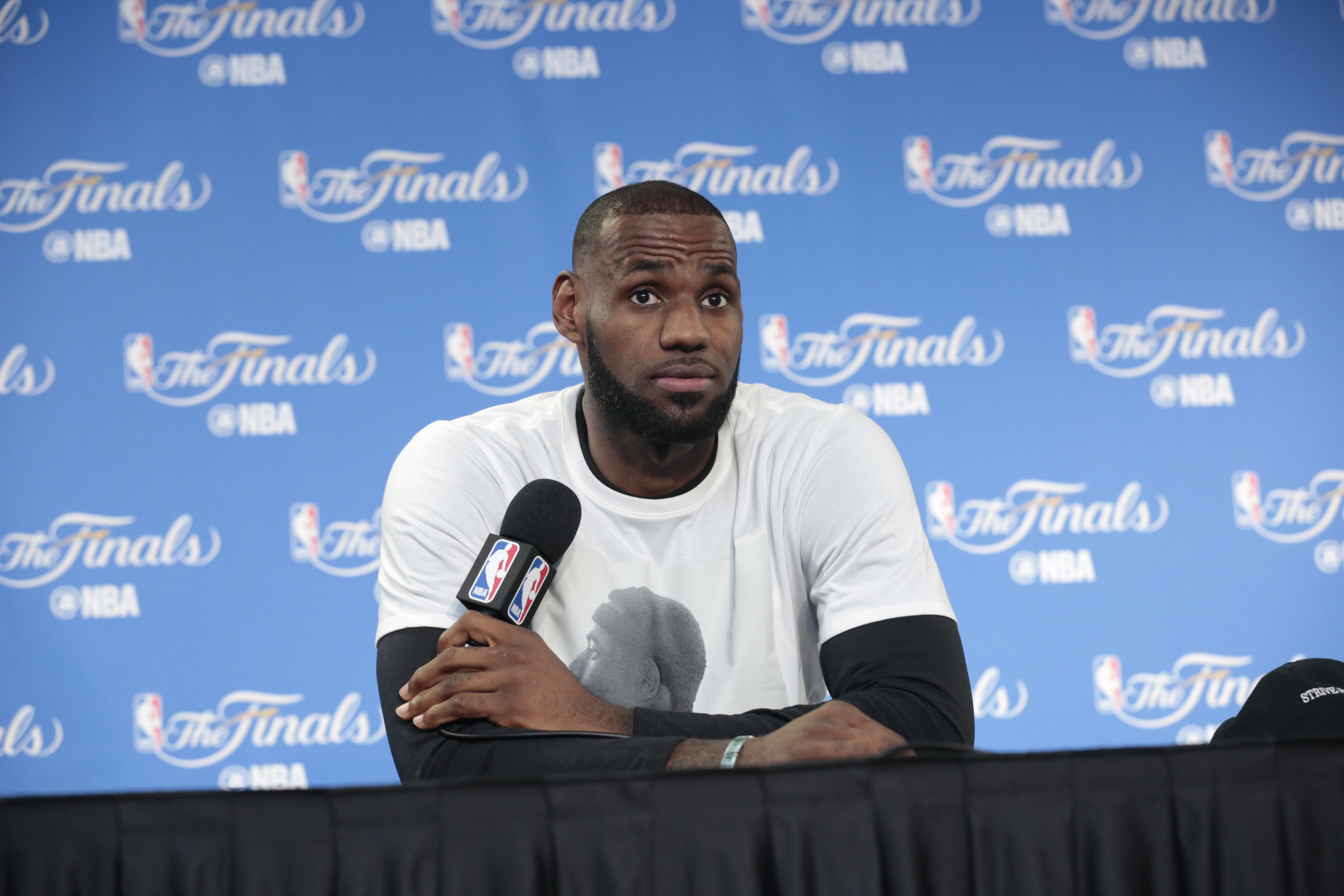 2017 NBA Finals - Practice and Media Availability