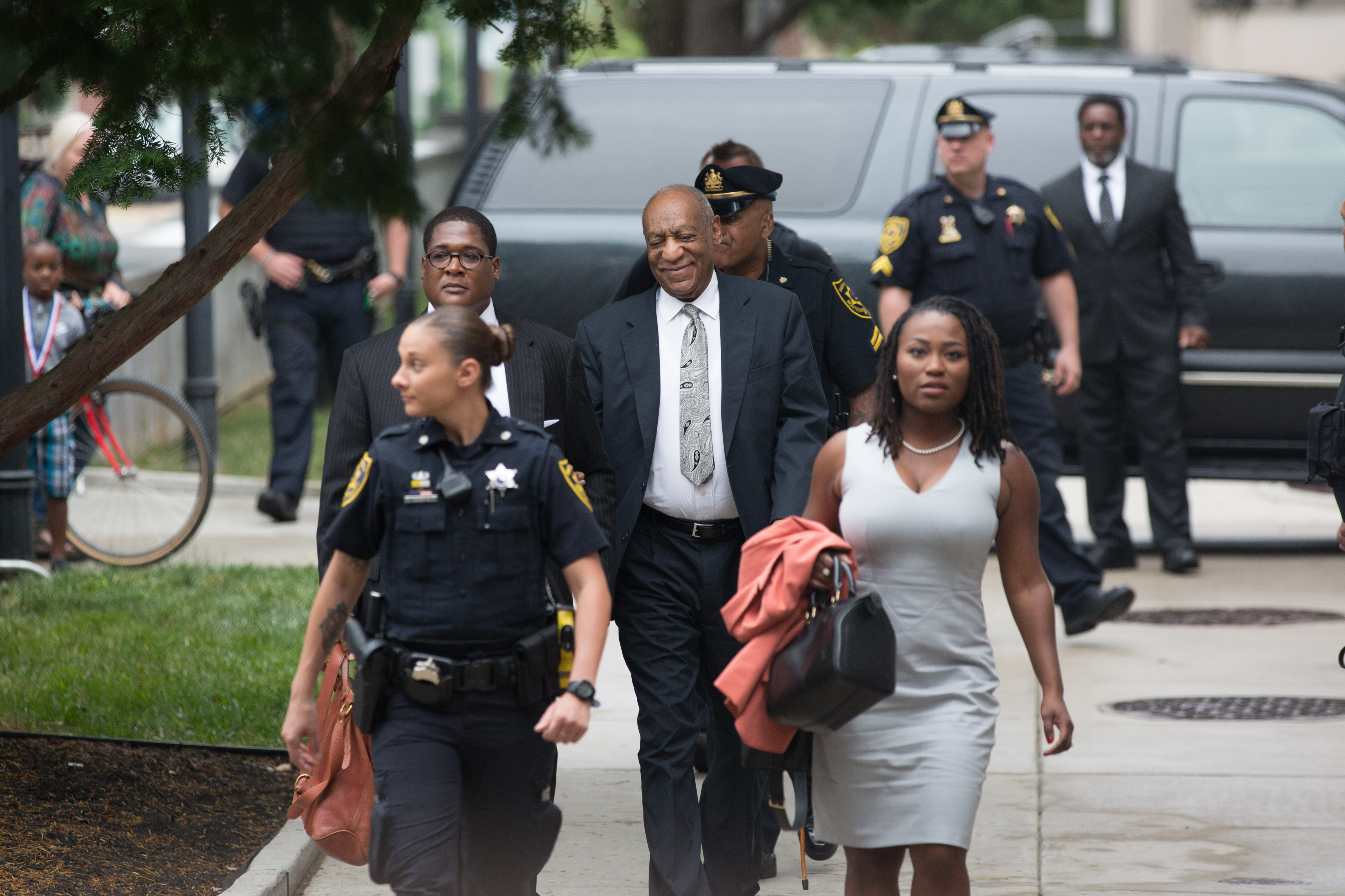 Jury Deliberates In Bill Cosby Sexual Assault Case