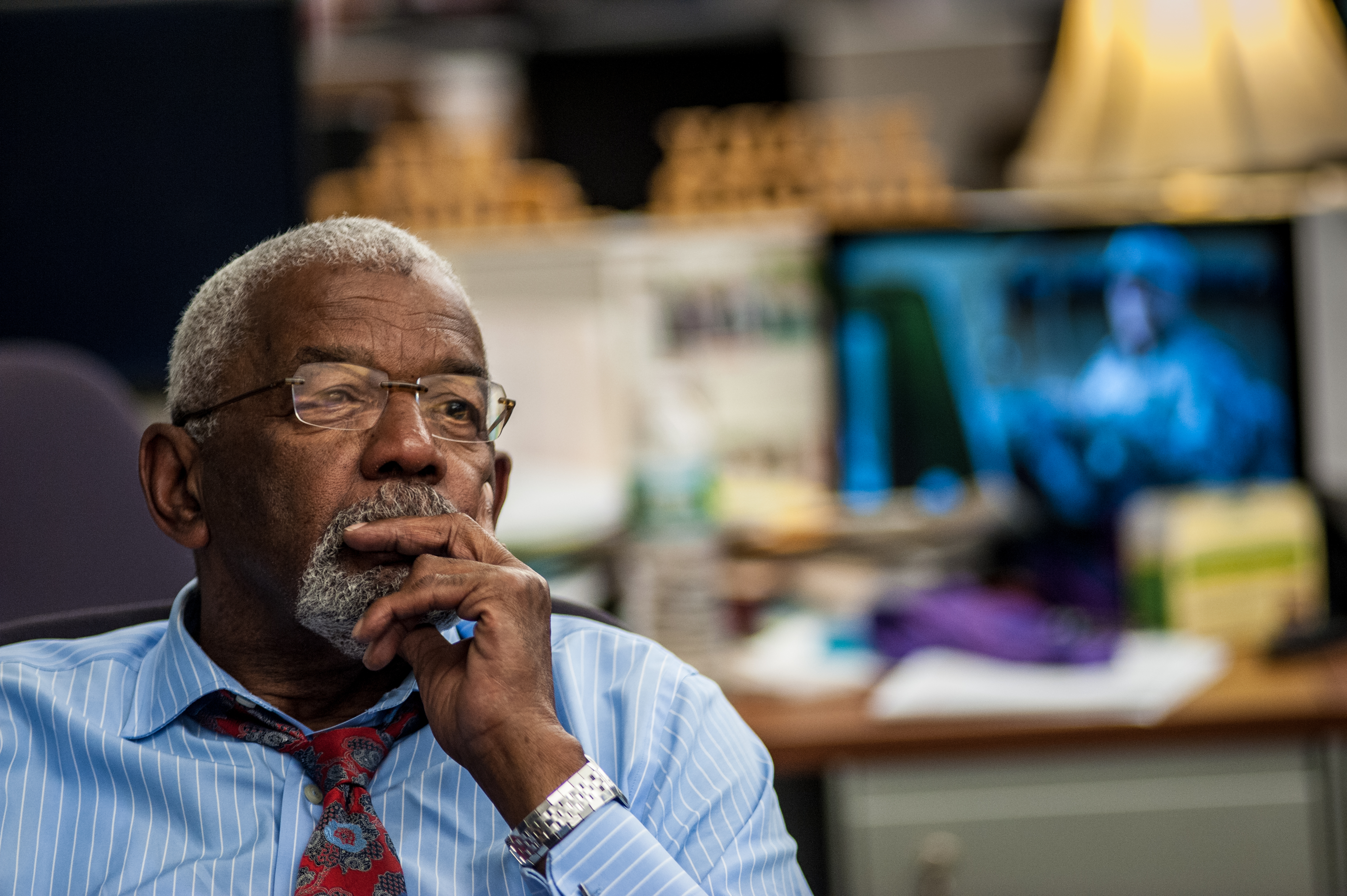 Doreen Gentzler and Jim Vance have been at NBC4.They've been continuously anchoring the 6 pm and 11 pm broadcasts since 1989.