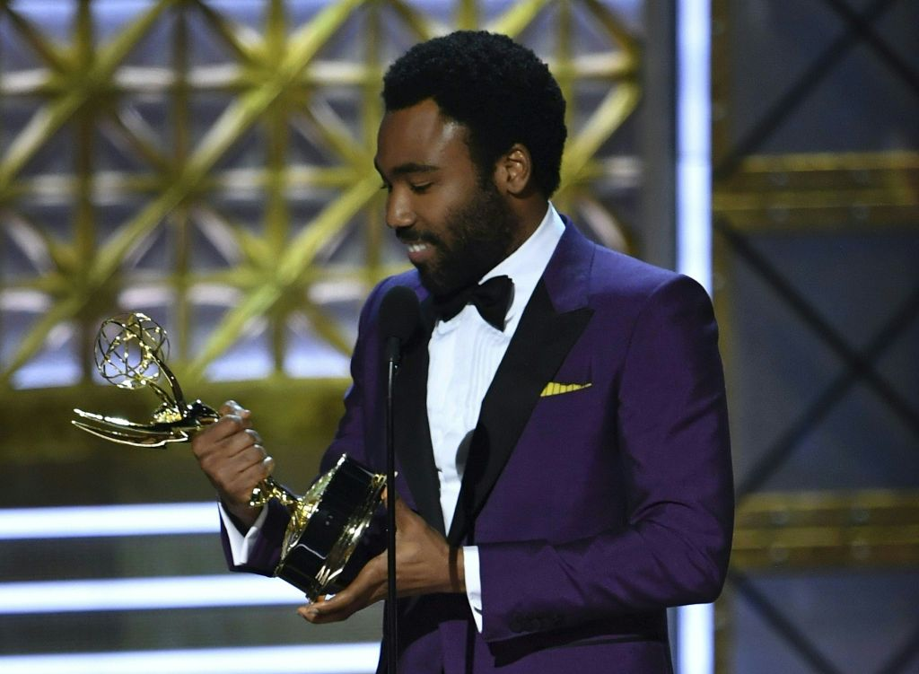 US-ENTERTAINMENT-TELEVISION-EMMYS-SHOW