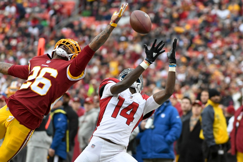 NFL: DEC 17 Cardinals at Redskins