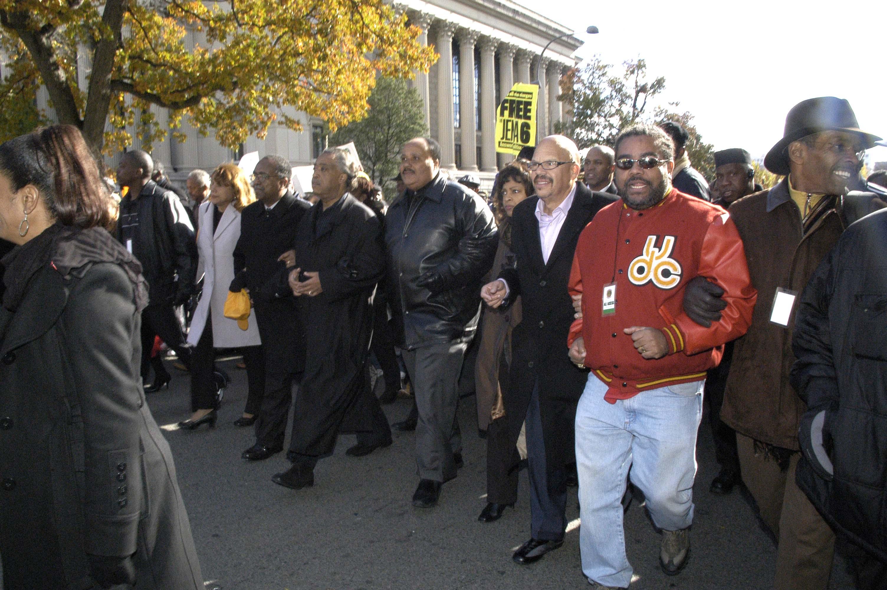 National Action Summit March On Washington