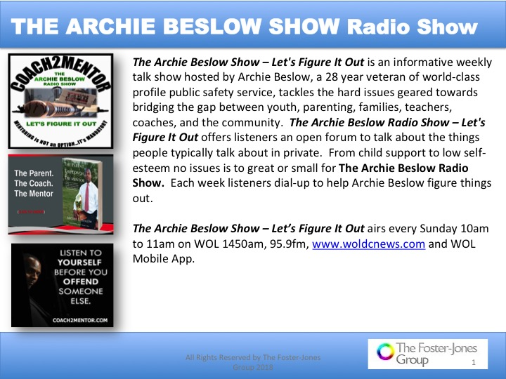The Archie Beslow Show