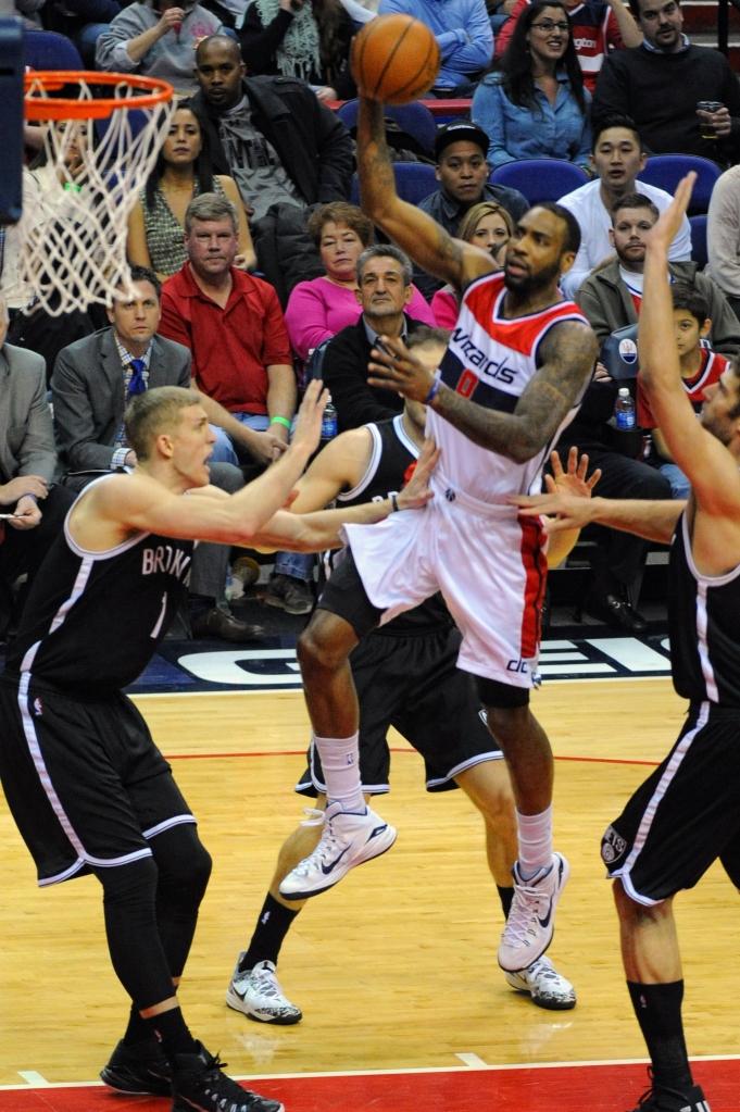 NBA: JAN 16 Nets at Wizards
