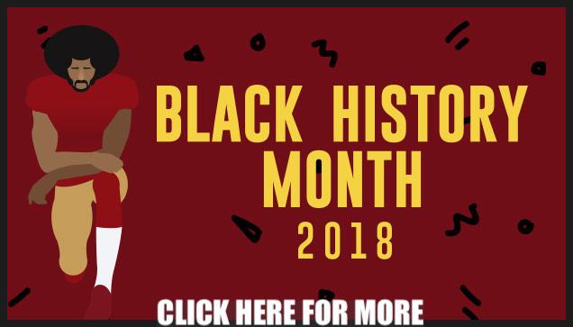 Black History Month 2018