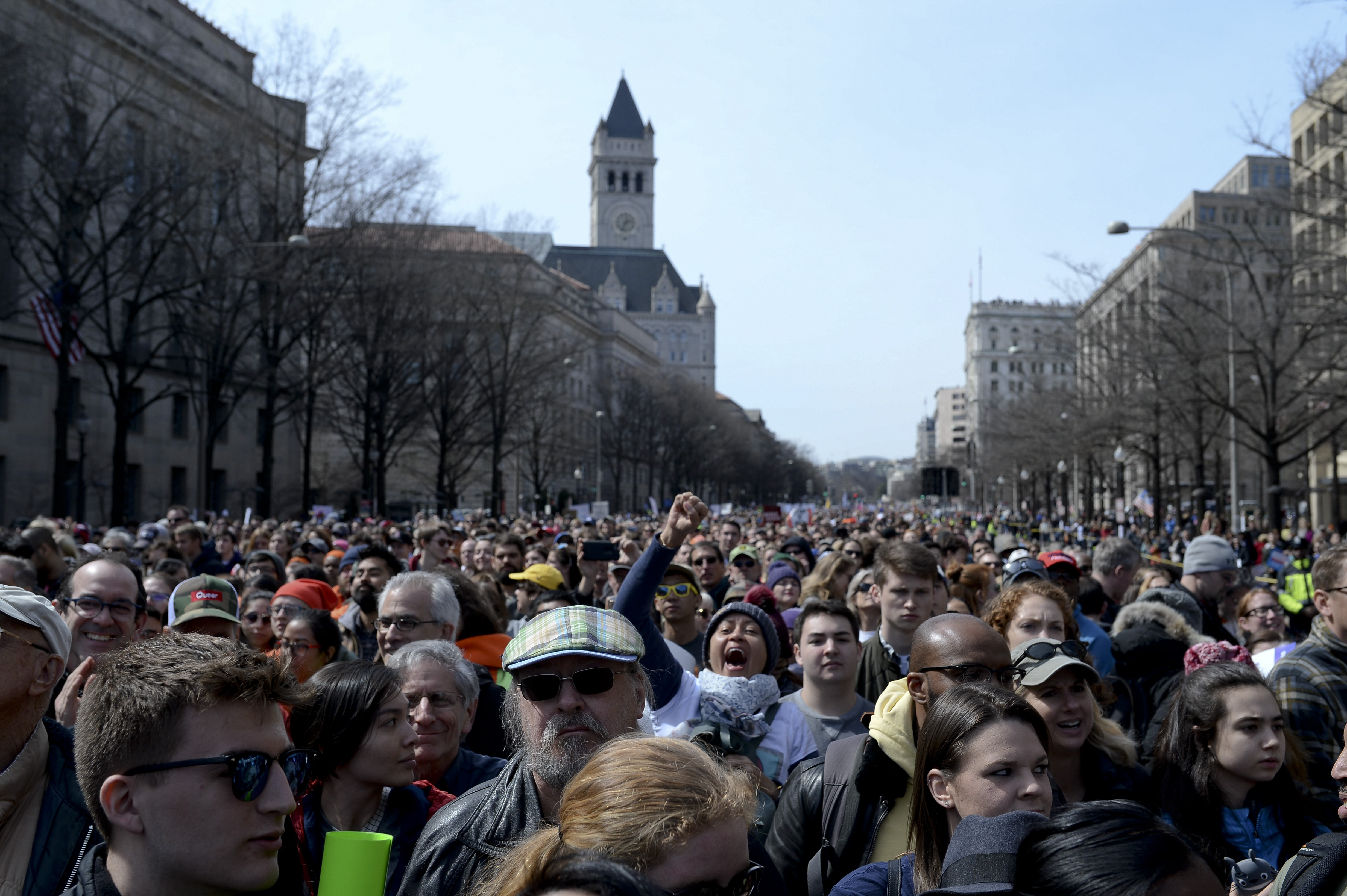 'March for our Lives' Protest in Washington