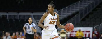 NCAA BASKETBALL: MAR 23 Div I Women's Championship - Third Round - UCLA v Texas