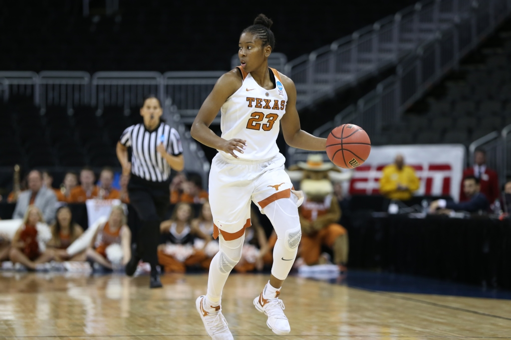 NCAA BASKETBALL: MAR 23 Div I Women's Championship - Third Round - UCLA v Texas