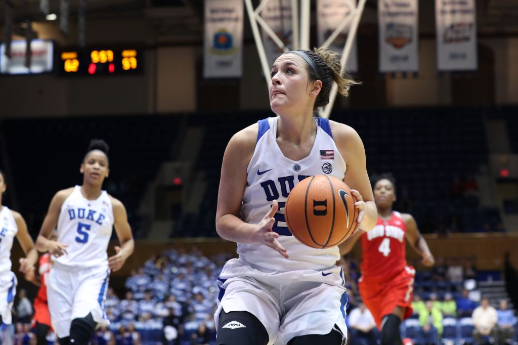 COLLEGE BASKETBALL: NOV 30 Women's - Ohio State at Duke