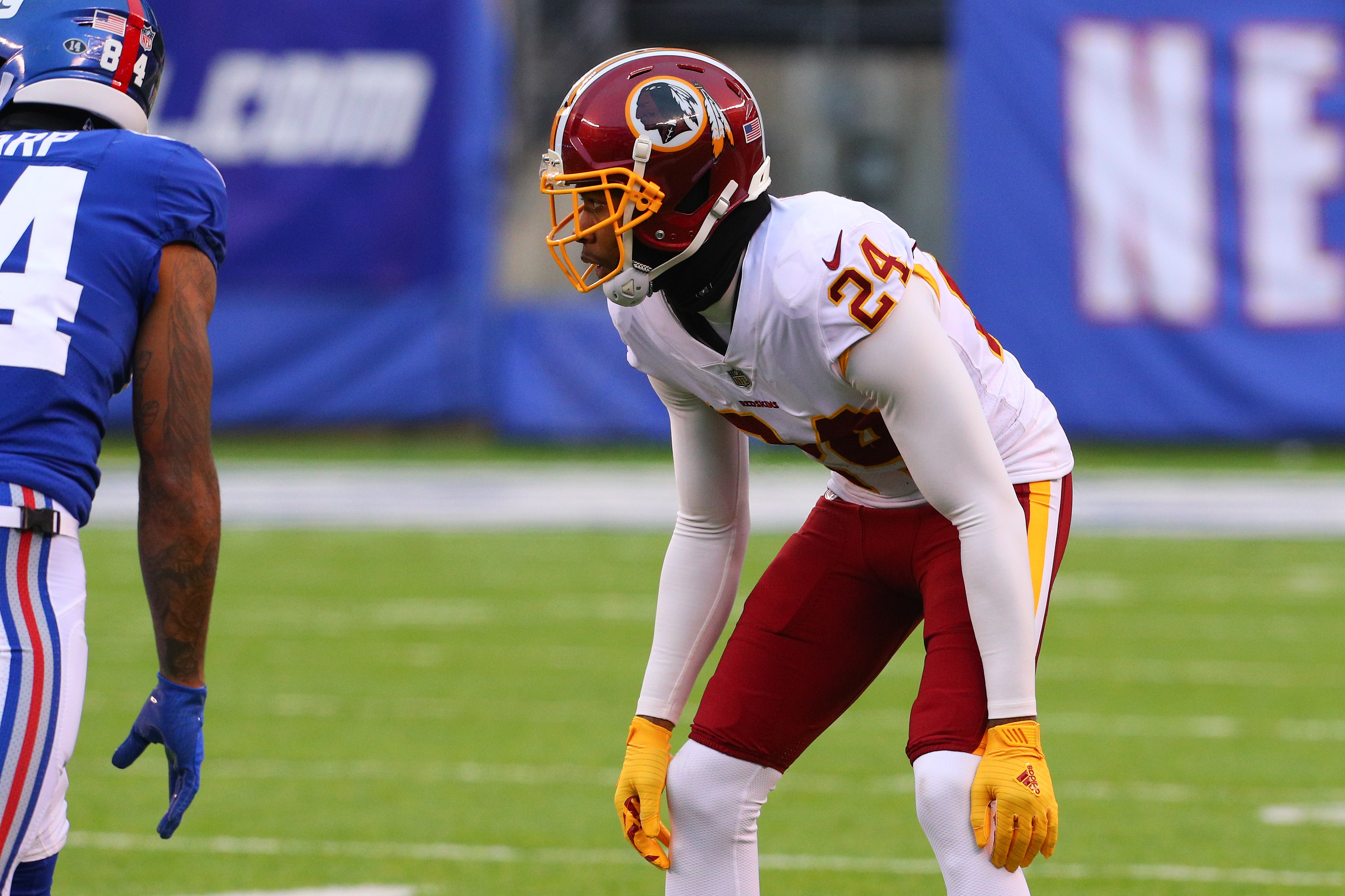 NFL: DEC 31 Redskins at Giants