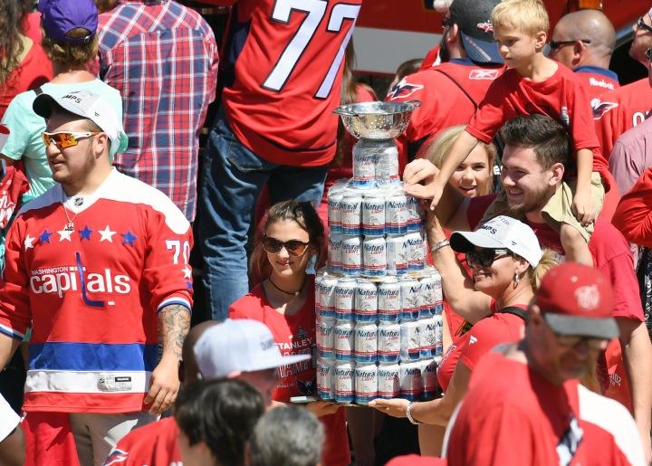 Washington Capitals Stanley Cup victory parade – Washington, DC
