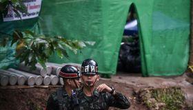 DOUNIAMAG-THAILAND-WEATHER-ACCIDENT-CHILDREN-CAVE