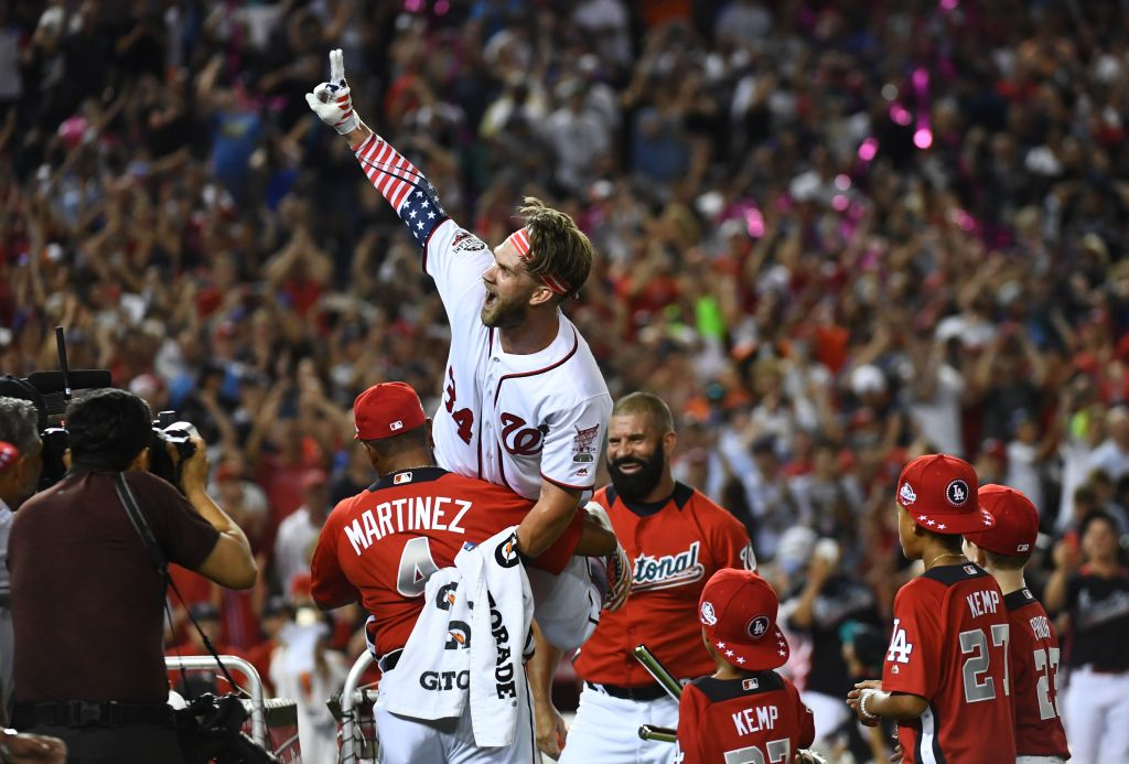 MLB All Star Game, Nationals, Home Run Derby