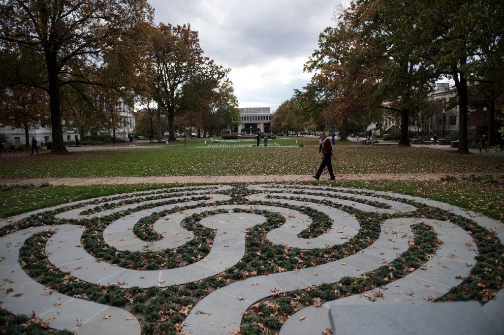 American University Campus