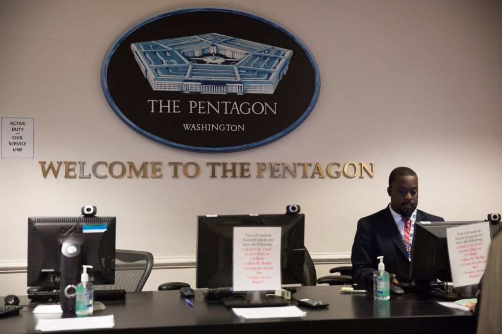 A day at the Pentagon