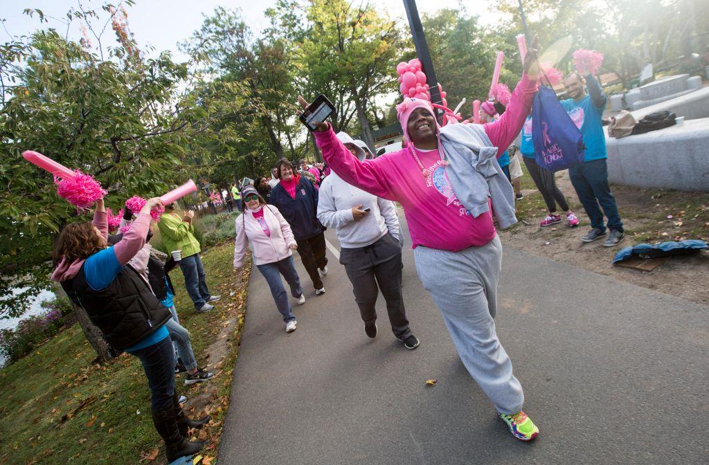 Annual Making Strides Against Breast Cancer Walk