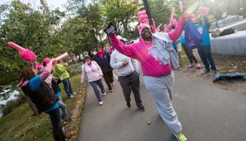 Annual Making Strides Against Breast Cancer Walk