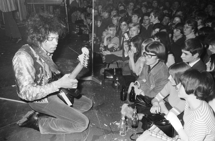 Hendrix, Jimi / Konzert Hamburg 1967
