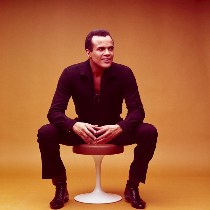Harry Belafonte Promotional Photo