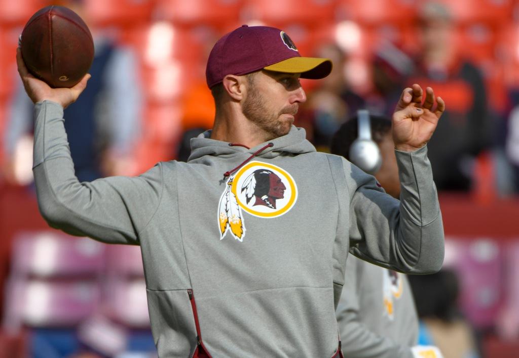 NFL: NOV 18 Texans at Redskins