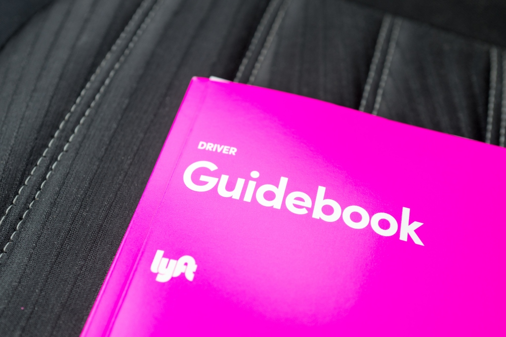 Lyft Guidebook