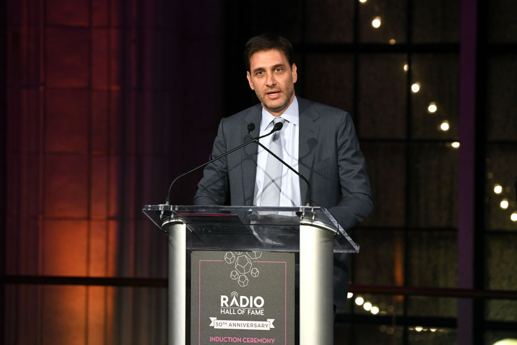 Radio Hall Of Fame 2018 Induction Ceremony