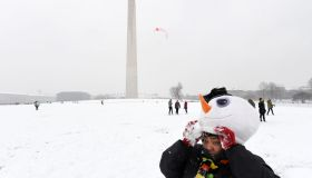Snow Features - Washington, DC
