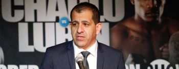 BOXING: OCT 20 Lara v Gausha Press Conference