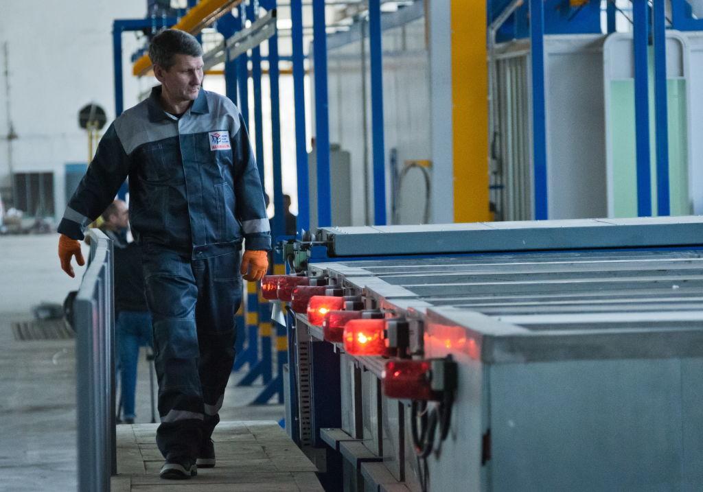 Sovremennyye Fasadnyye Sistemy launches first aluminum profiles production line in Simferopol
