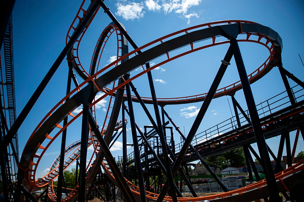 Six Flags America in Largo, Maryland will introduce a new rollercoaster The Apocalypse.