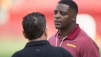 NFL: AUG 15 Preseason - Bengals at Redskins