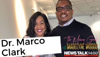 Dr. Marco Clark On The Morning Goods
