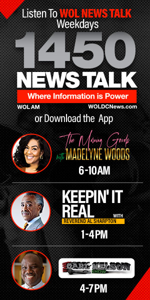 WOL News Talk 1450AM Branding