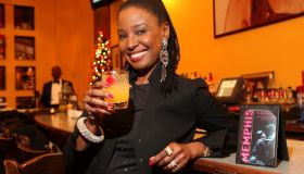 """Broadway's Montego Glover & Adam Pascal Introduce """"Memphis""""-Inspired Cocktail"""