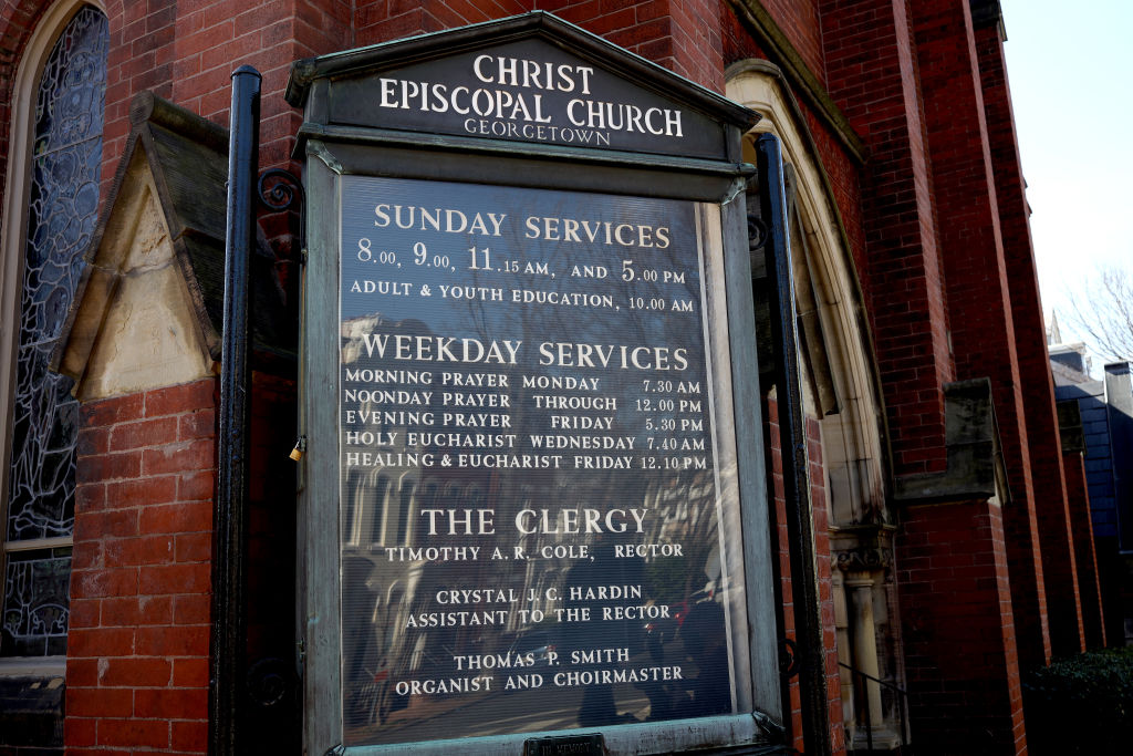 Christ Church In D.C. Closes For Services, After Rector Tests Positive For Coronavirus