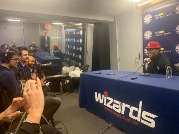 Washington Wizards Media