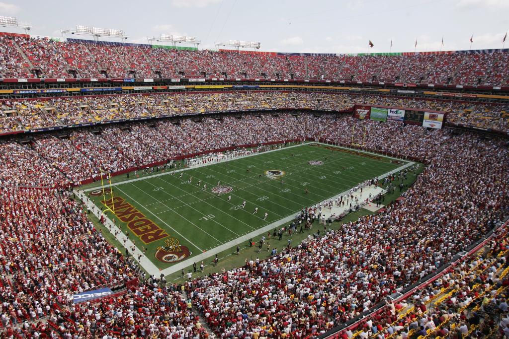 Buccaneers v Redskins