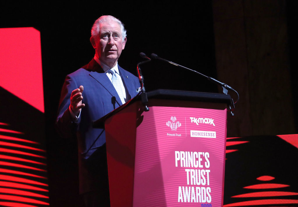 The Prince's Trust And TK Maxx & Homesense Awards 2020