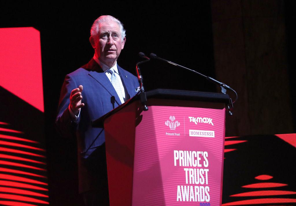 The Prince's Trust And TK Maxx & Homesense Awards 2020