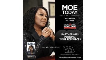 Wendy Muhammad Show: Partnerships & Pooling Your Resources