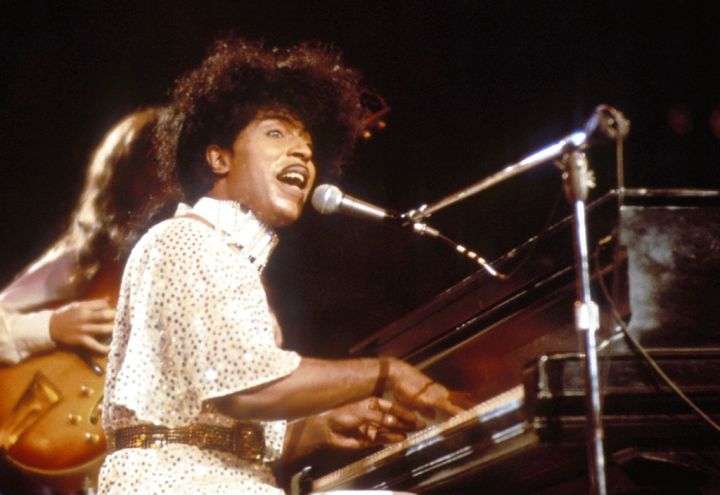 Little Richard...