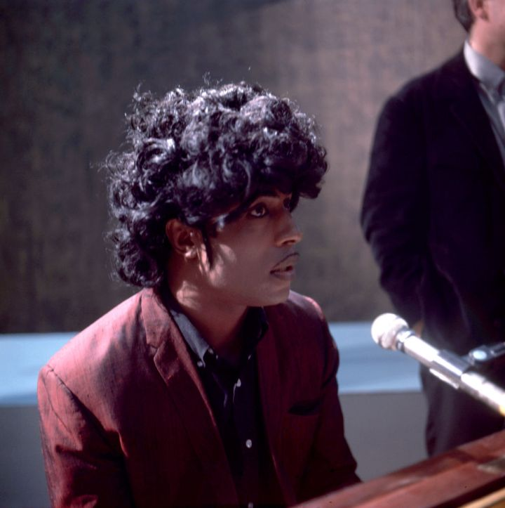 Little Richard In London