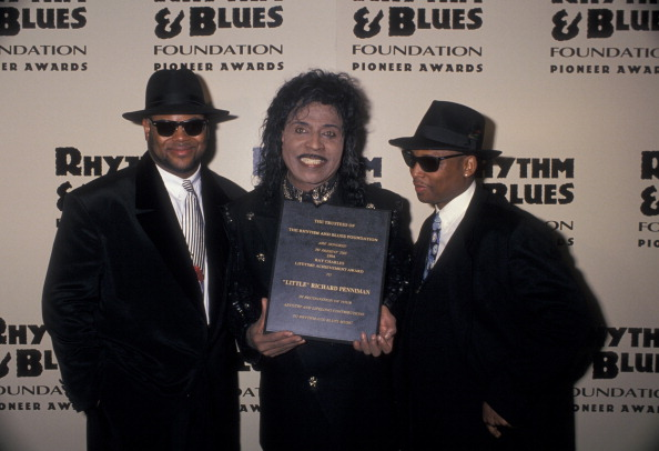 Fifth Annual Rhythm and Blues Foundation Awards