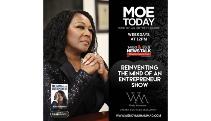 MOEToday: Reinventing The Mind of Entrepreneur Show [Listen]